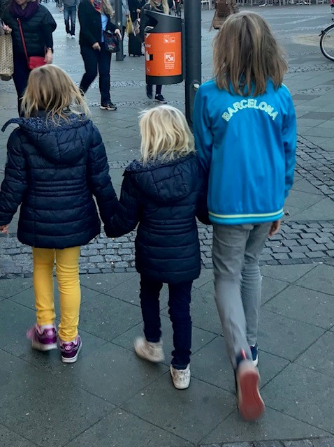 drei kids wilmersdorfer